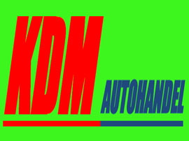 K.D.M. Autohandel website