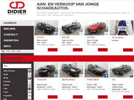 AUTOHANDEL DIDIER NV website