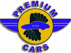 PREMIUM CARS BVBA website