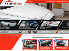 CRASHCARS SARL website